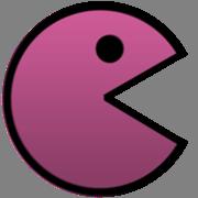 Pacman magenta