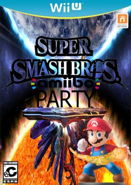 Smashbrosamiiboparty