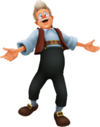 Geppetto PVG