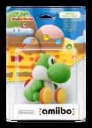 Amiibo - Green Yarn Yoshi - Box