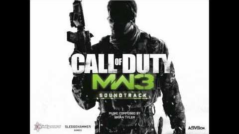 Call of Duty Modern Warfare 3 Soundtrack - 6