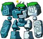 Ice Golem (Quest for the Orbs)