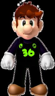 LuigiFan36 Render