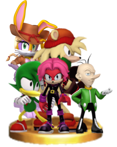 File:Sonic Universe characters.png