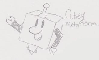 Fantendo Velocity - Cubey
