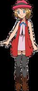 Serena XY anime new