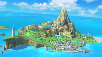 Wuhu Island (SSB Evolution)