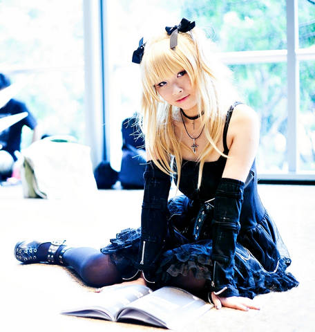 File:Church of Carmine Rank 43 - Misa Amane.png