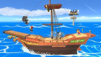 Smash-Bros-Pirate-Ship-DLC-Out