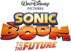 Disney Sonic Boom Logo
