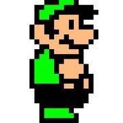 Luigi 8-bit