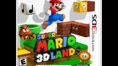 Super Mario 3D Land Offical Main Theme Extended