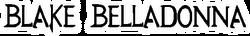 Versus Planet - Blake Belladonna logo