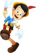 Pinocchio PVG