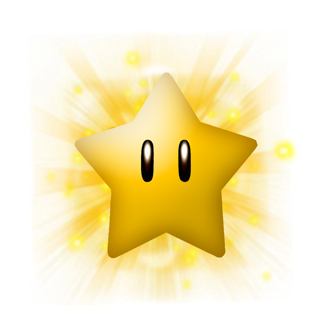 power star super mario galaxy - photo #8
