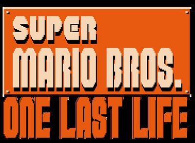 Super Mario Bros one last lif4
