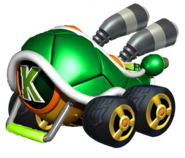 Custom Koopa Dasher -2