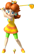 Princess Daisy Golf Forme