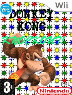 Donkey Kong Knockout