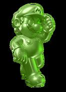 Green Metal Mario