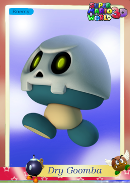File:SMW3D DryGoombaTradingCard.png