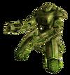 Artillery Bot