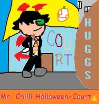 Mr.Chilli's Halloween