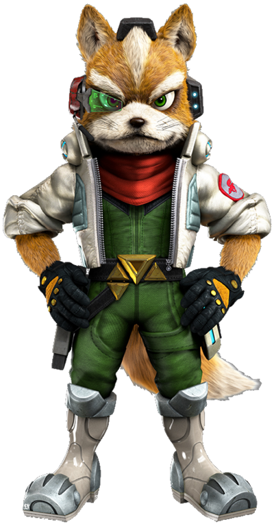 Fox McCloud Zero