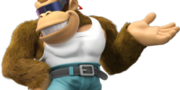 Funky Kong (Super Smash Bros. Golden Eclipse)