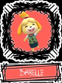 Isabelle SSBR