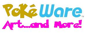 File:PokeWare Art and More Logo.png