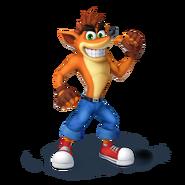 Crash Bandicoot (SSBFWNX)