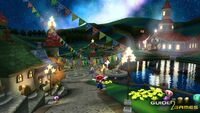 SMG2 Toad Town
