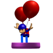Sfw balloon fighter amiibo