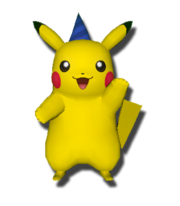 Party pikachu