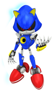 Sonic-Free-Ride-Metal-Sonic-artwork