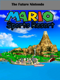 Mario Sports Resort Box