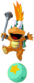 Lemmy Koopa (SMB3AS sprite colors)- New Super Mario Bros. Wii