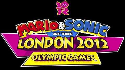 Coconut Mall (Mario Kart Wii) - Mario & Sonic at the London 2012 Olympic Games