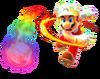 Star Fire Mario