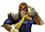 Captain Falcon top
