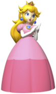 Princess Peach Super Mario 64