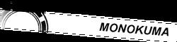 Versus Planet - Monokuma logo