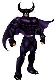 Black Shadow Smash Bros