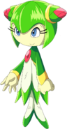 Cosmo Sonic X Artwork