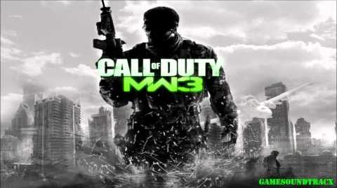 Call Of Duty Modern Warfare 3 - Russian Warfare - Music OST