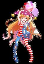Clownpiece alphes