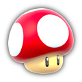 NSMW Amiibo Super Mushroom