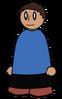 Shirt Blue Generic