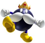 Big Bob-omb SM3DW